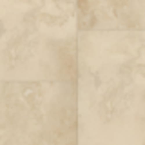 Trucor  Tile in Travertine Gold - Vinyl by The Dixie Group