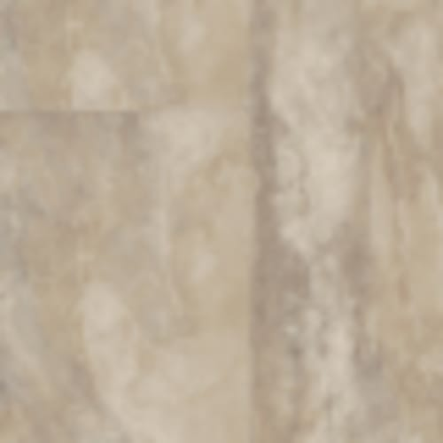 Trucor  Tile in Travertine Oyster - Vinyl by The Dixie Group