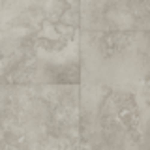 Trucor  Tile in Travertine Storm - Vinyl by The Dixie Group