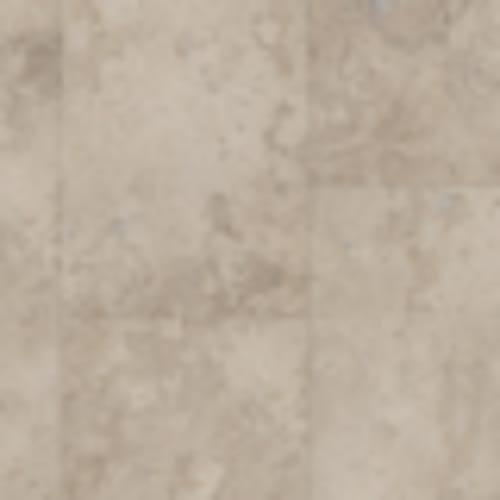 Trucor  Tile in Travertine Taupe - Vinyl by The Dixie Group