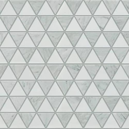Thassos/Bianco Carrara