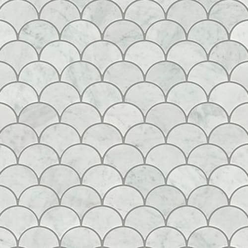 CHATEAU FAN MO Bianco Carrara 00150