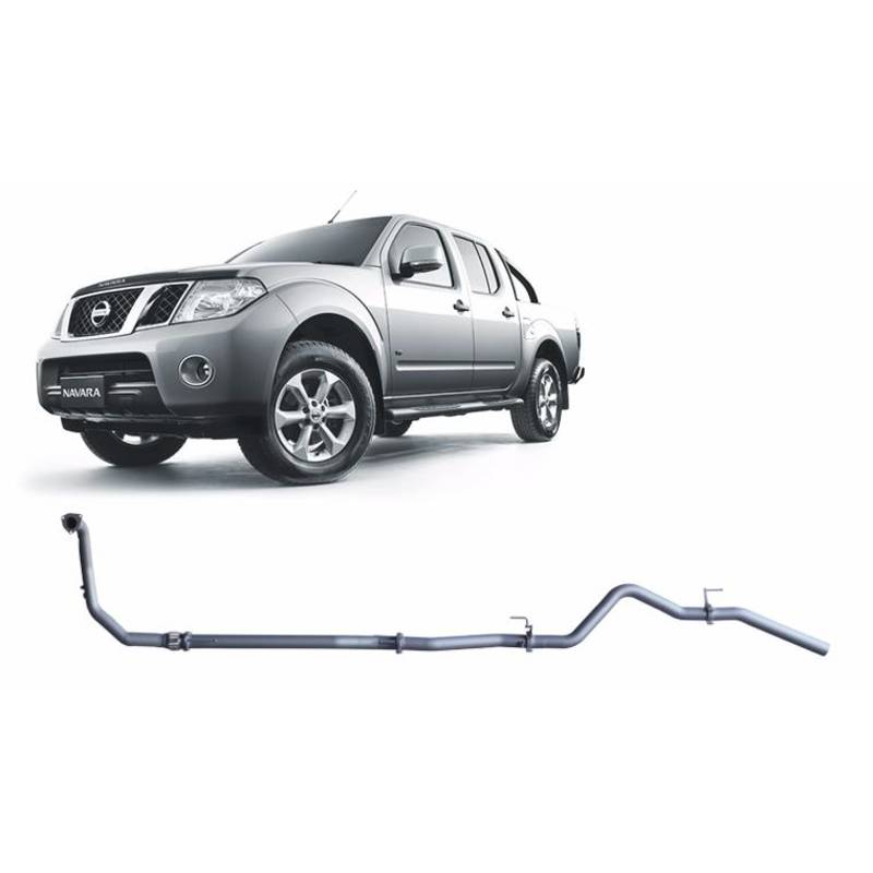 Nissan Navara D22 Performance Upgrades