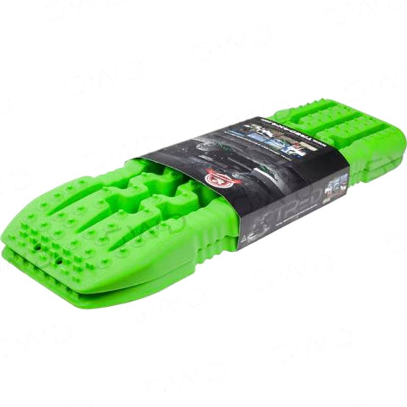 TRED RECOVERY DEVICE 1100MM FLURO GREEN