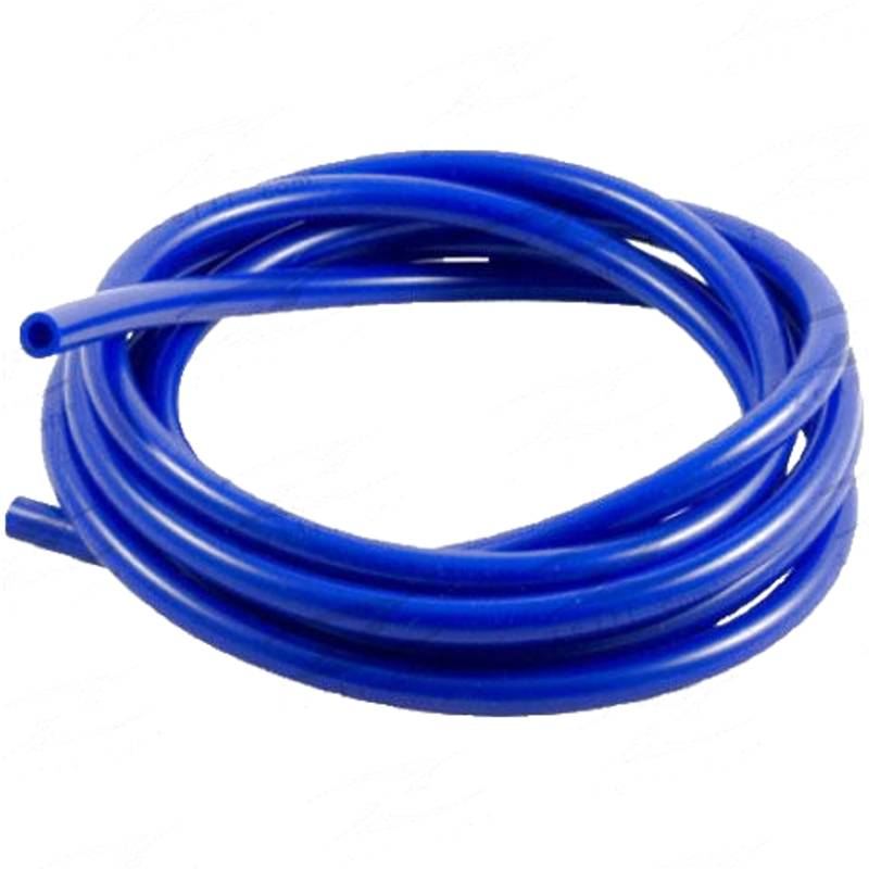 Vacuum Hose -ID 6mm, Blue, L 3m