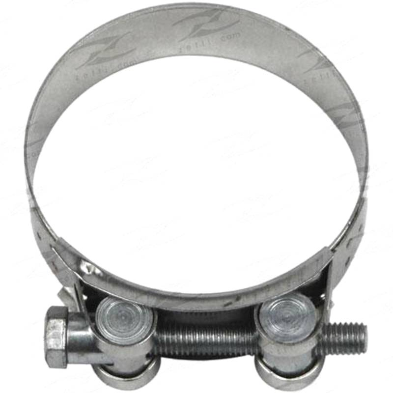 """Super - ID 2-3/8"""" - 2-1/2"""", W 20mm, Stainless"""