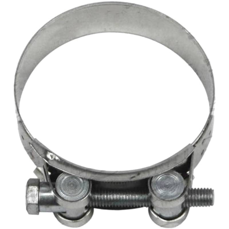 """Super - ID 3-3/8"""" - 3-1/2"""", W 20mm, Stainless"""