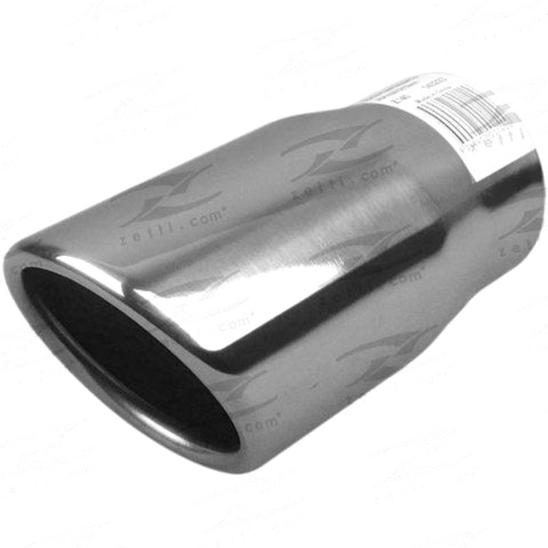 """In 57mm(2-1/4""""), Out 75mm(3""""), L 300mm(12""""), Stainless"""