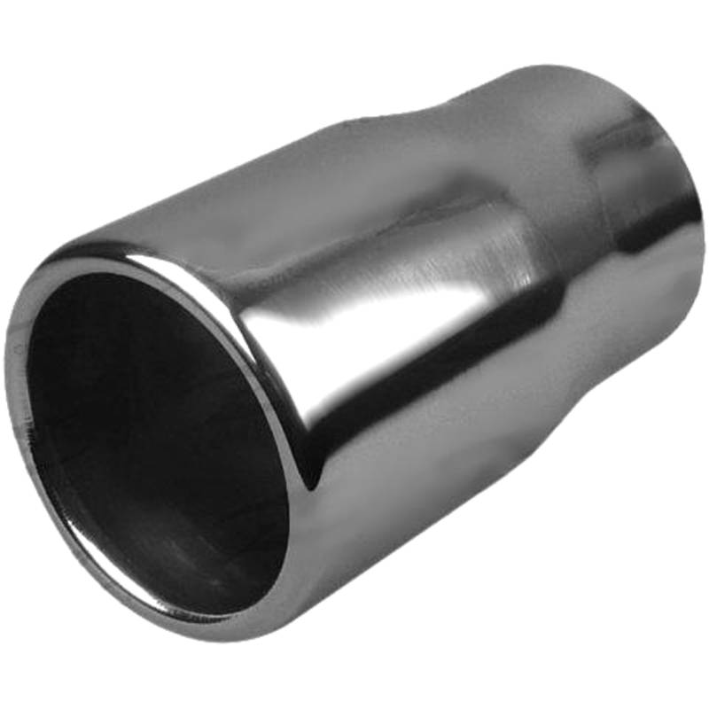 """In 45mm(1-3/4""""), Out 48mm(1-7/8""""), L 200mm(8""""), Stainless, RX134"""