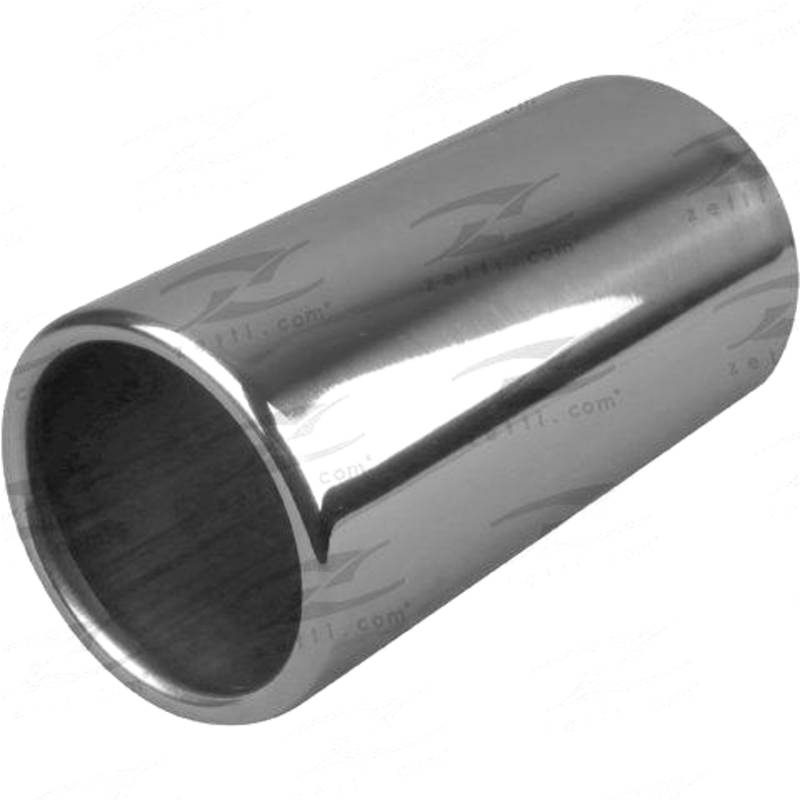 """In 63mm(2-1/2""""), Out 63mm(1-1/2""""), L 130mm(5-1/8""""), Stainless"""