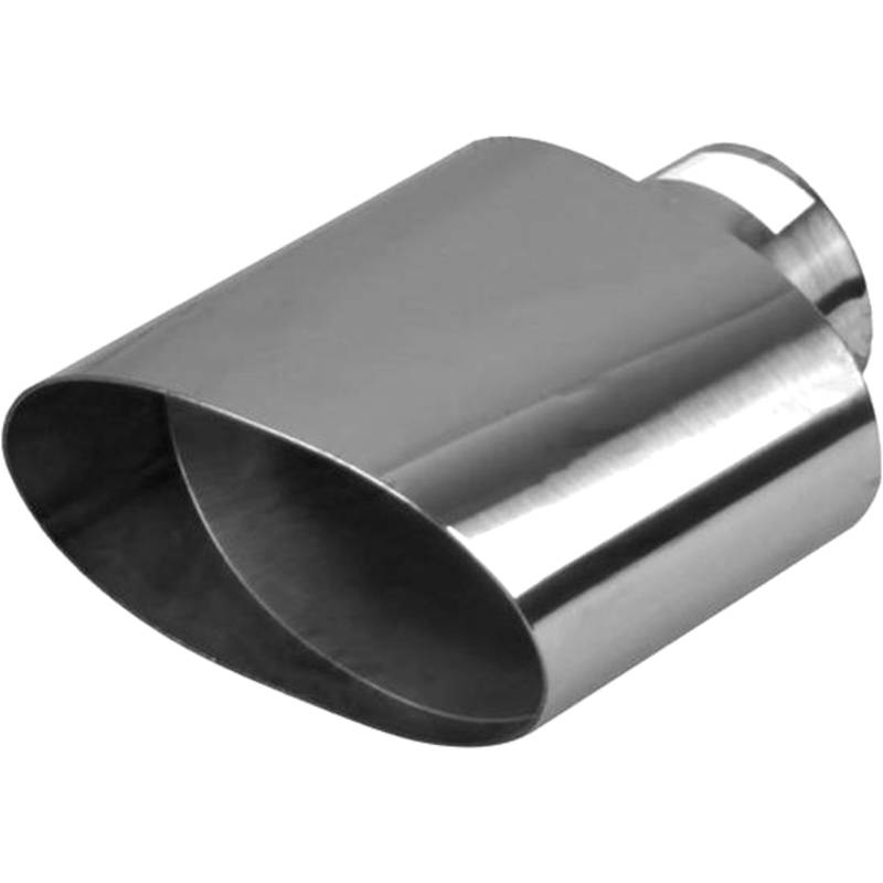 "In 75mm(3""), Out Transverse 140mm(5-1/2""), L 200mm(8""), Stainless"