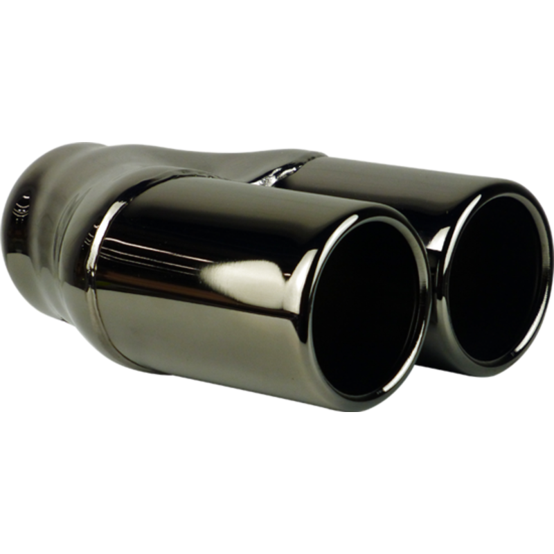 """In 51-76mm(2"""" - 3""""), Out 76mm(3"""")x2, Black Chrome, YP76RX"""