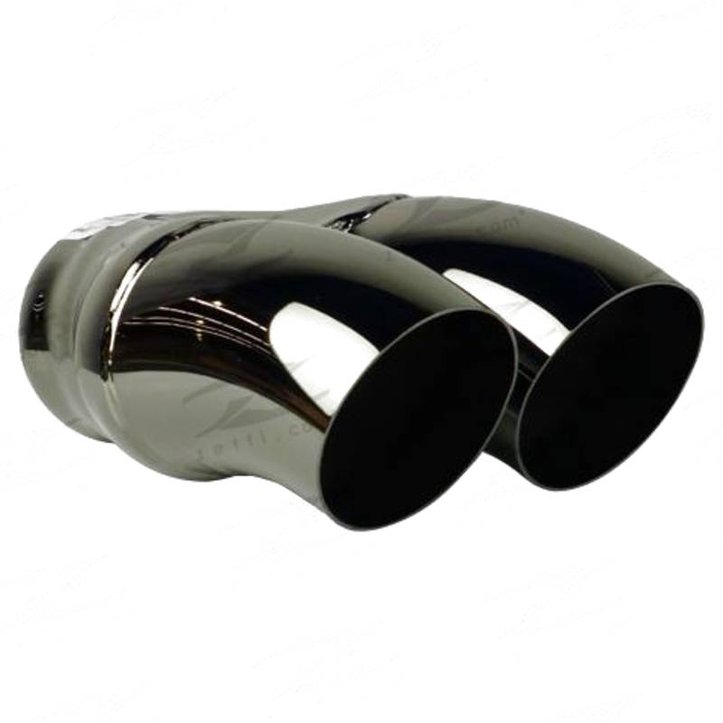 """In 51-76mm(2"""" - 3""""), Out 76mm(3"""")x2, Black Chrome, YP76DP"""