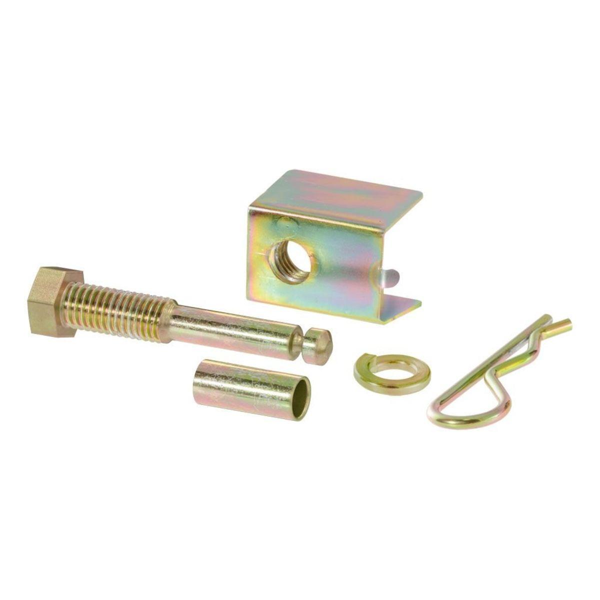CURT Anti-Rattle Hitch Pin & Shim