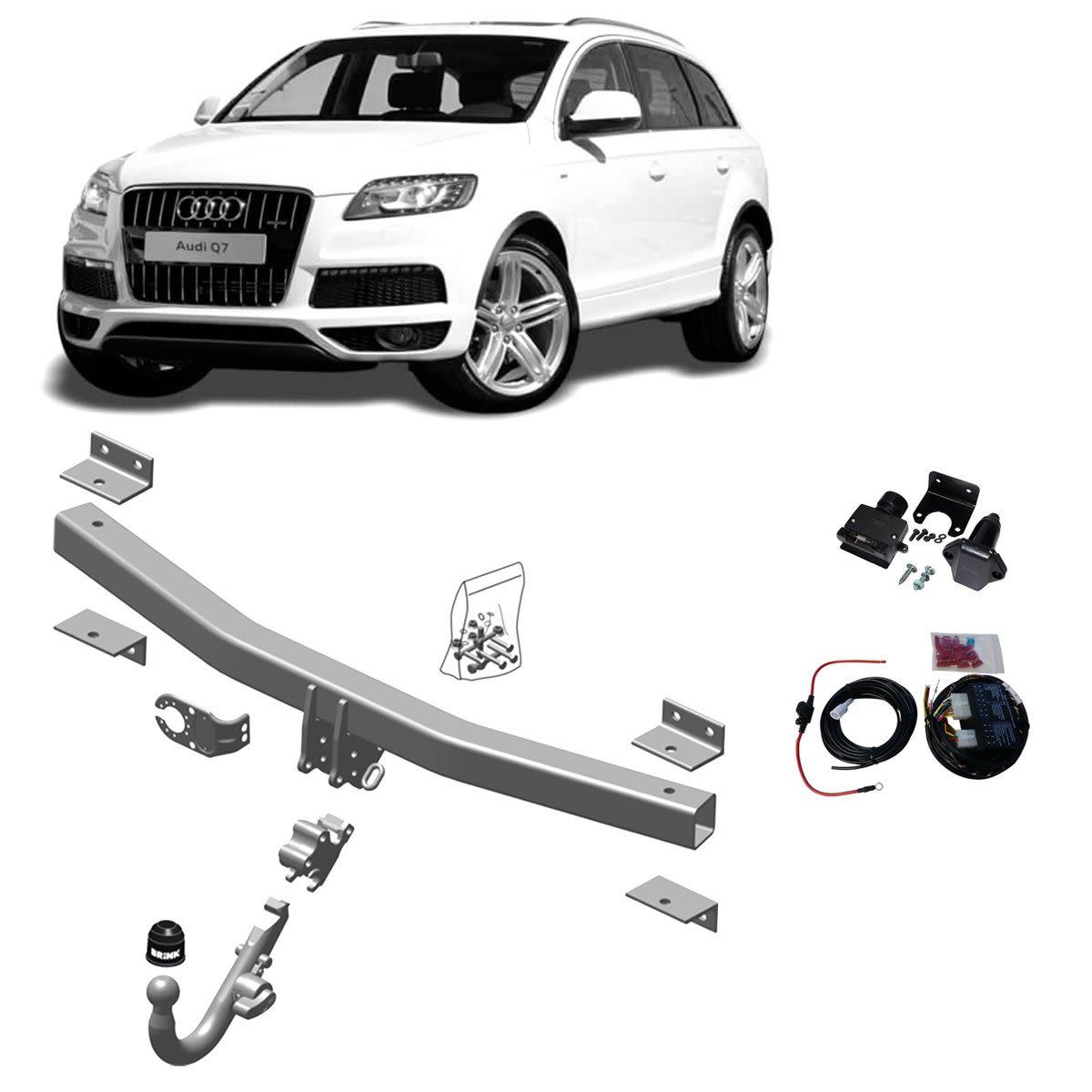 Brink Towbar to suit Audi Q7 (03/2007 - 08/2015)