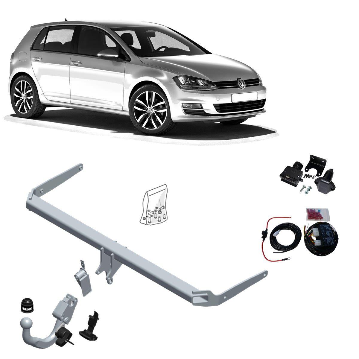 Brink Towbar to suit Volkswagen Golf (01/2012 - on)
