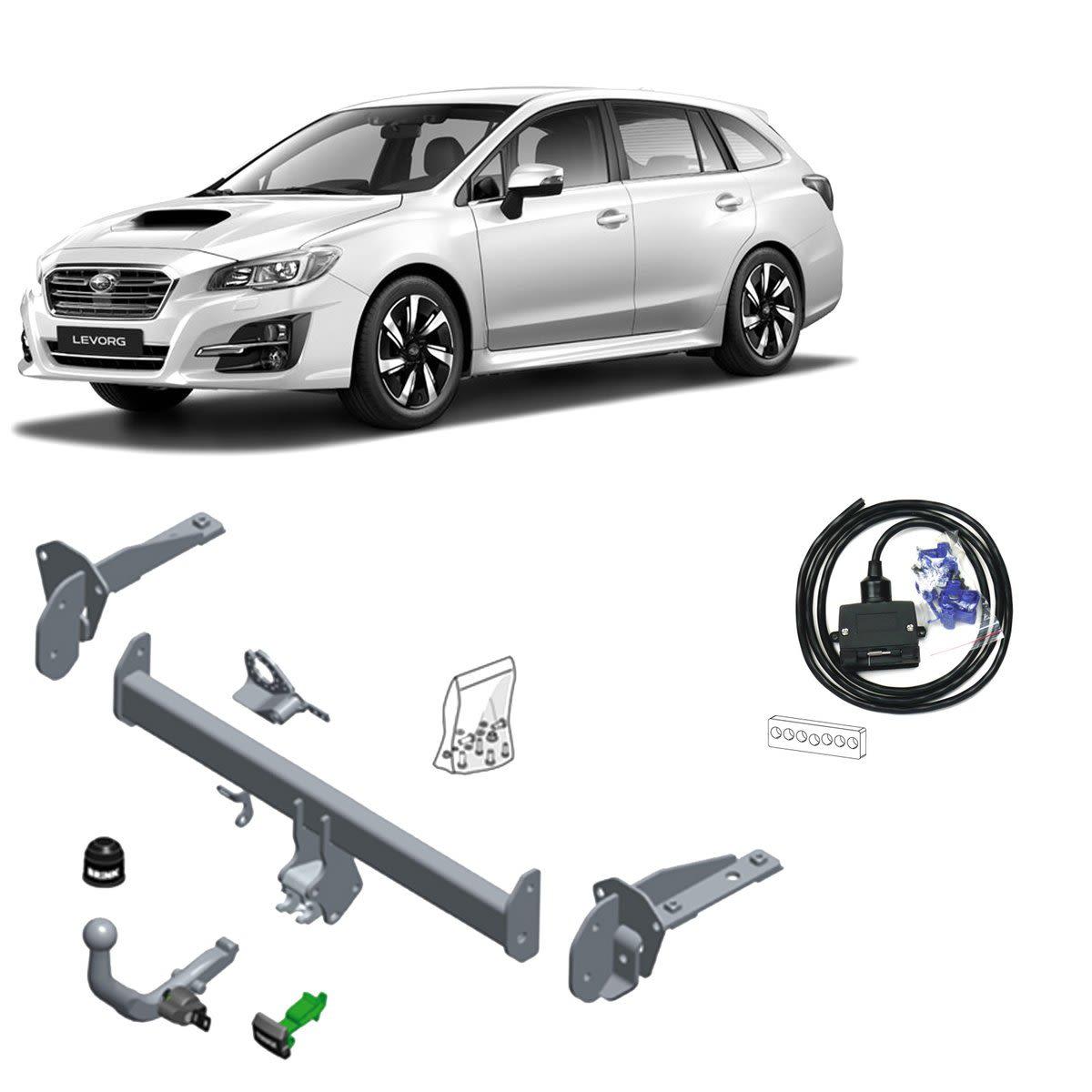 Brink Towbar to suit Subaru Levorg (03/2015 - on)