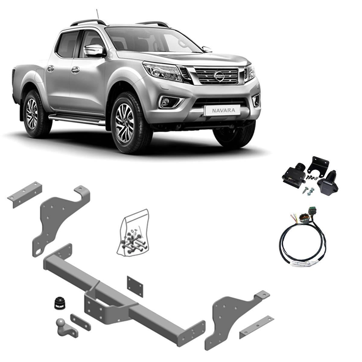 Brink Towbar to suit Nissan Navara (01/2015 - on)