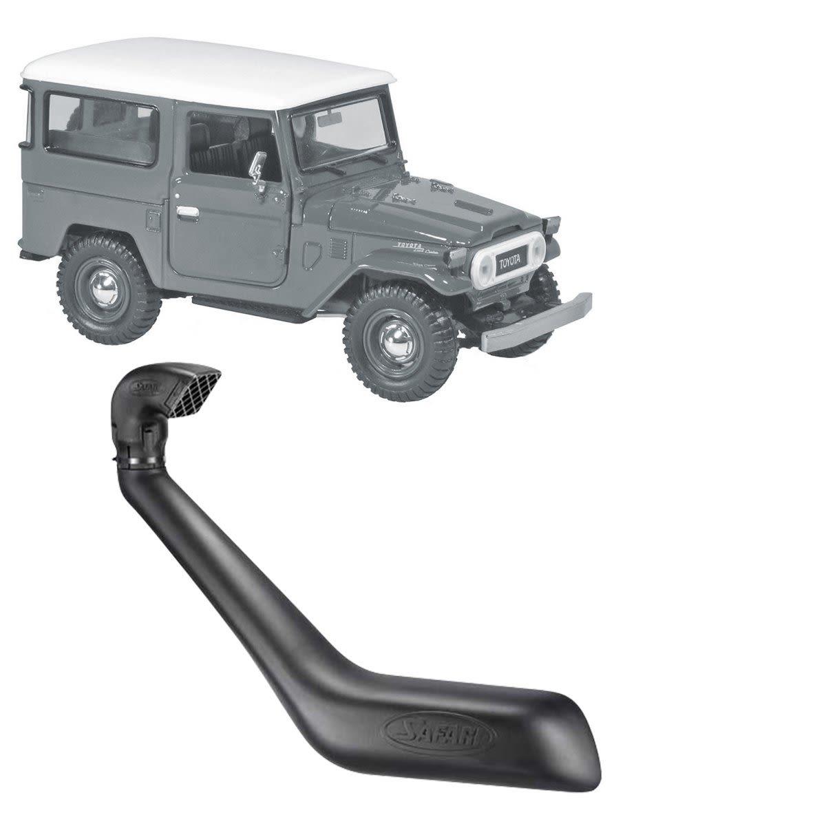 Safari Snorkel to suit Toyota Landcruiser (11/1972 - 01/1985)