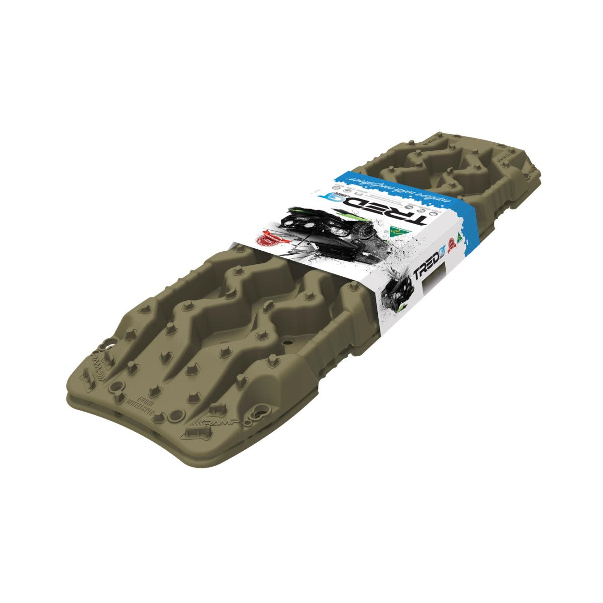 TRED GT RECOVERY DEVICE MILITARY GREEN