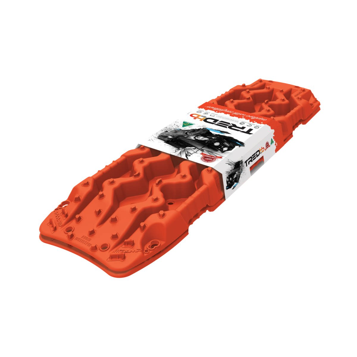 TRED HD RECOVERY DEVICE FIERY RED