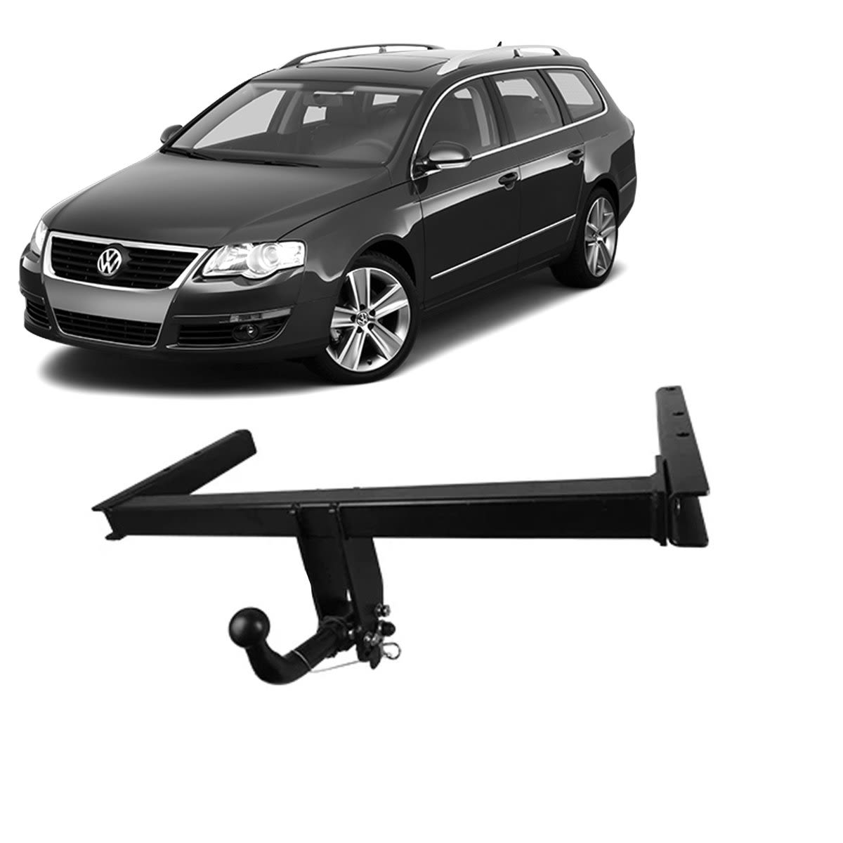 TAG Towbars European Style Tongue to suit Volkswagen Passat (06/1997 - 2006)
