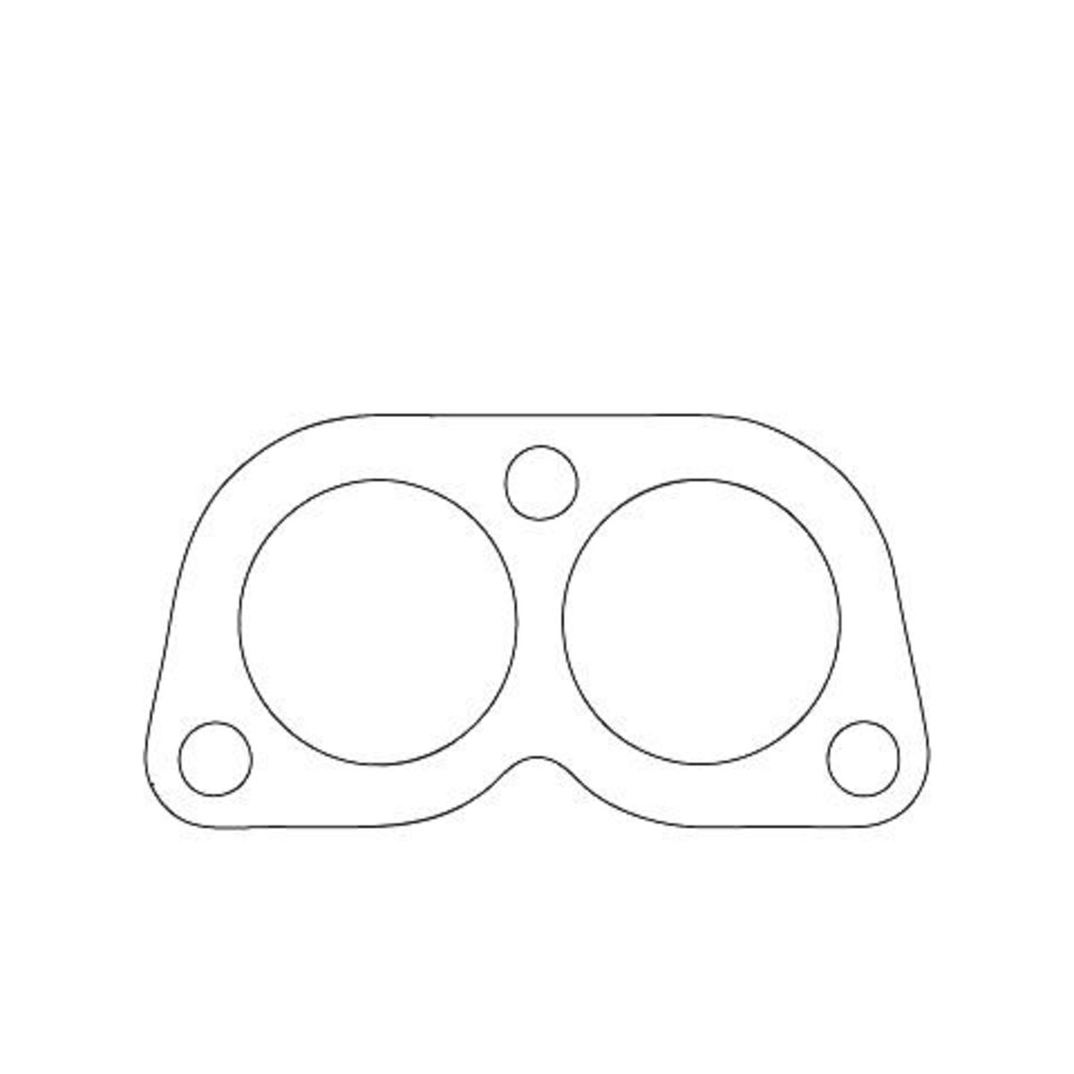 Redback Gaskets Flange to suit Nissan 280ZX (01/1978 - 01/1984)