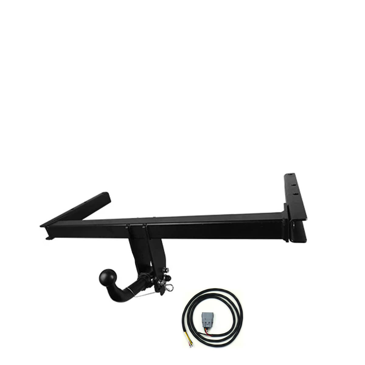 TAG Towbars European Style Tongue to suit BMW 5 (09/1988 - 03/1996)