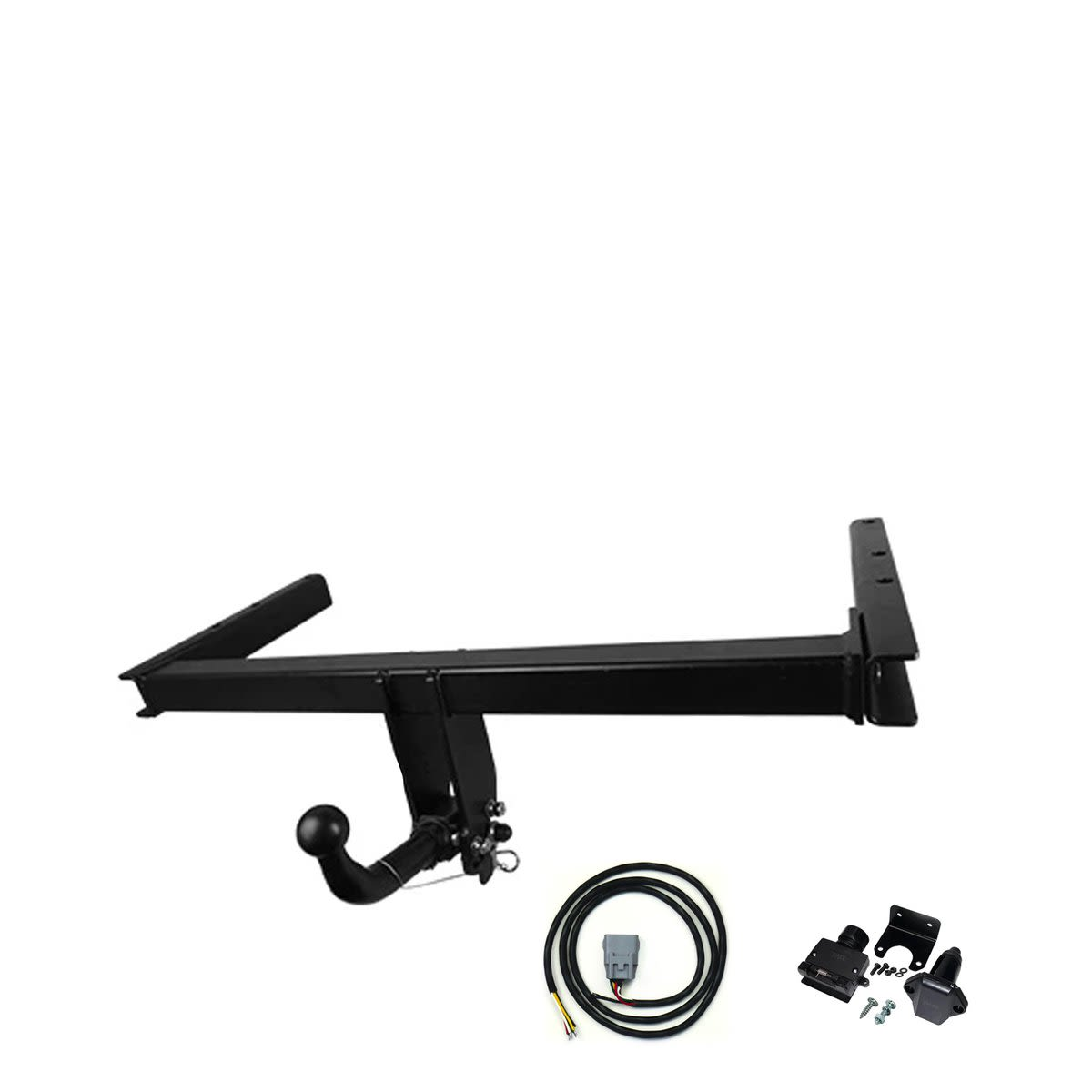 TAG Towbars European Style Tongue to suit Audi A6 Allroad (11/2004 - 06/2011)