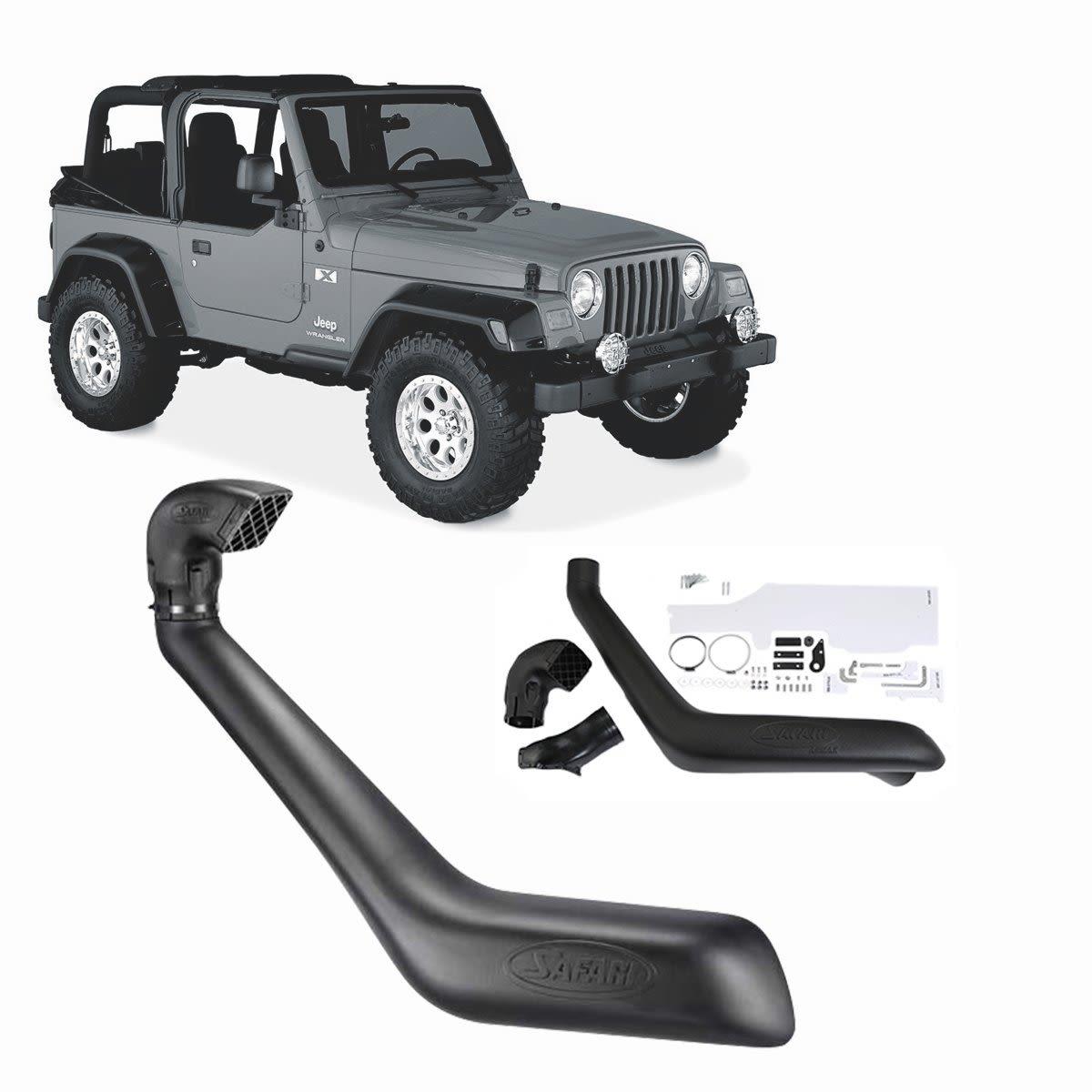 Safari Snorkel to suit Jeep Wrangler (10/1992 - 10/1999)