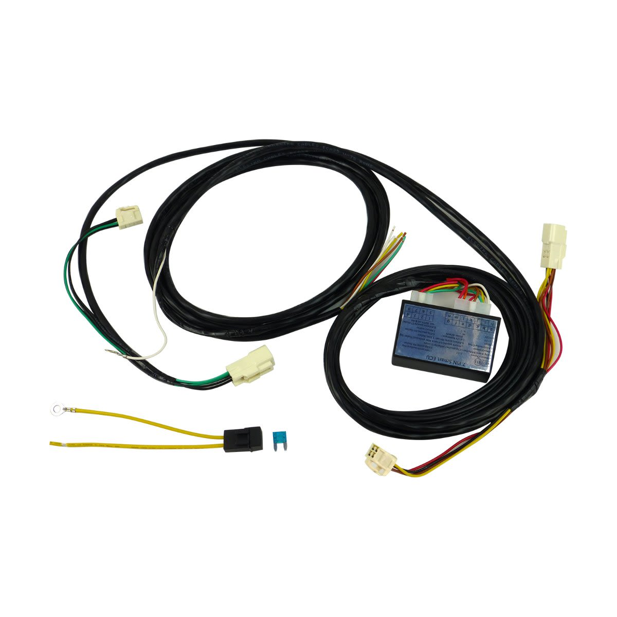 TAG Towbar Wiring Direct Fit Ecu to suit Toyota Corolla (01/2007 - 2014)