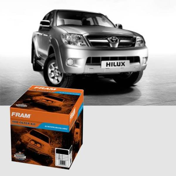 TOYOTA HILUX 4.0L V6 (1GR-FE) CONTAINS PH4985A, CA9683, G10175, CF10322