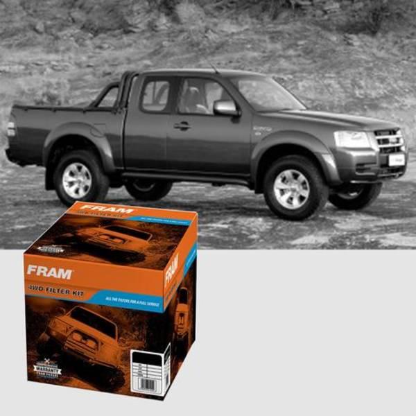 FORD RANGER PJ-PK 2.5L(WLAT), 3.0L(WEAT) CONTAINS PH4985A, CA9916, PS8404
