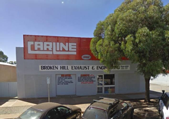 Carline Broken Hill