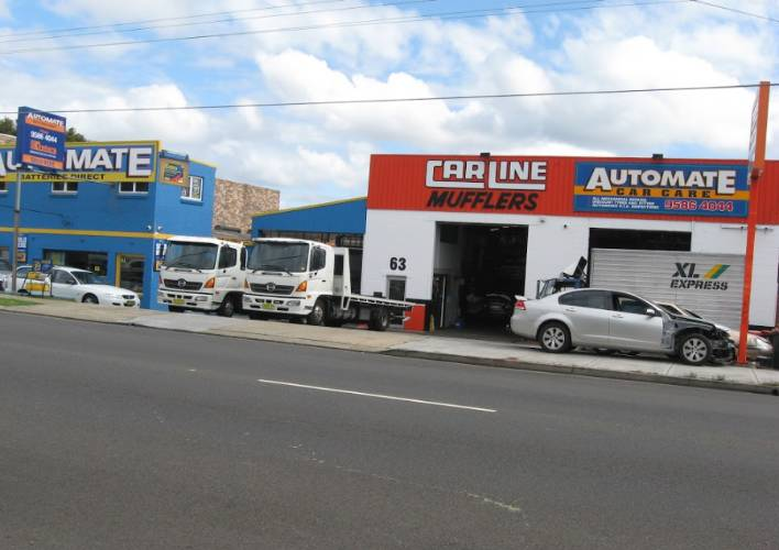 Carline Mortdale