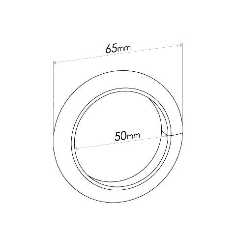 swd specialised wholesale distribution Throtle Body flange gaskets volvo 240 id 50mm od 65mm