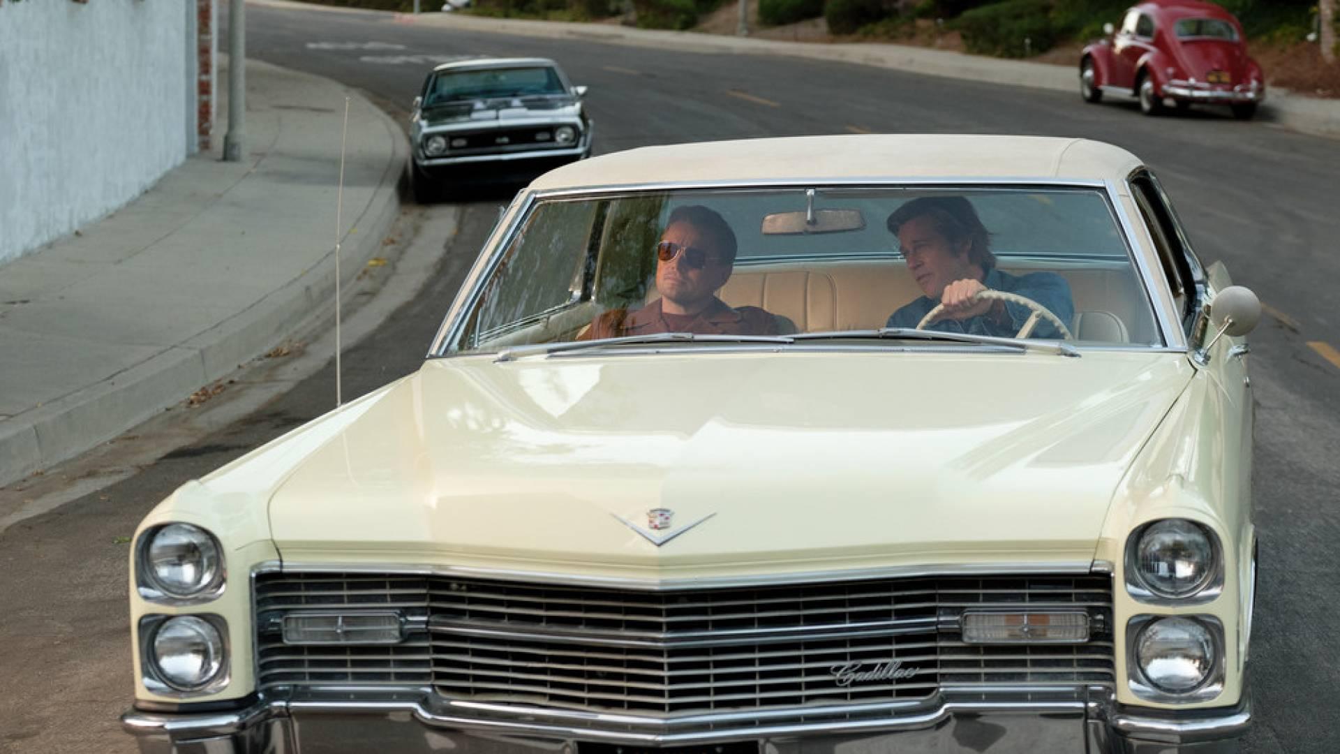 """E se poteste guidare le auto di """"C'era una volta..ad Hollywood?"""""""
