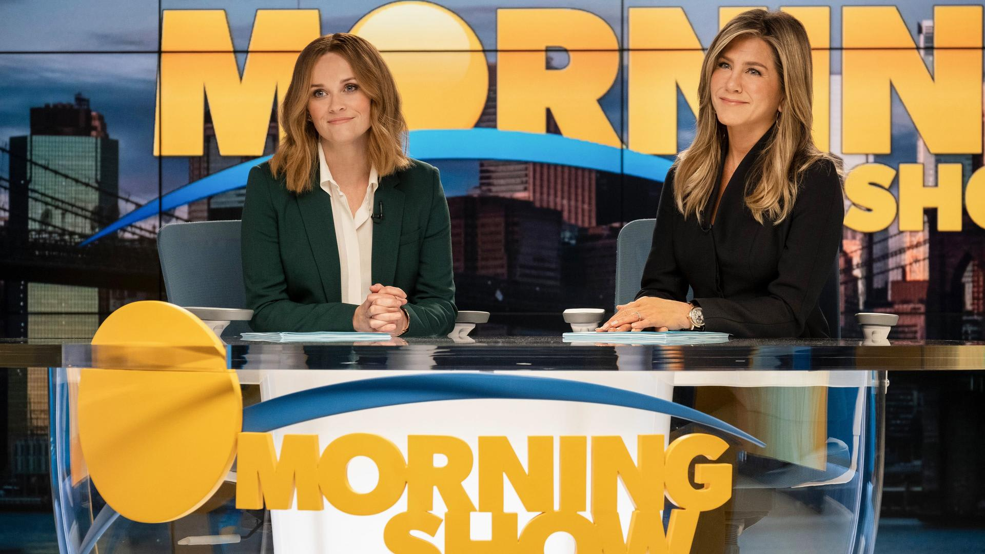 The Morning Show torna sul set!