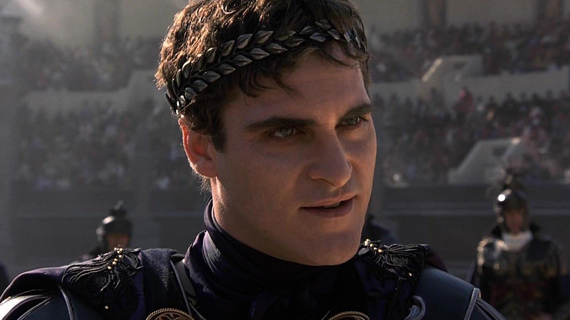 Joaquin Phoenix: da Commodo a Napoleone!