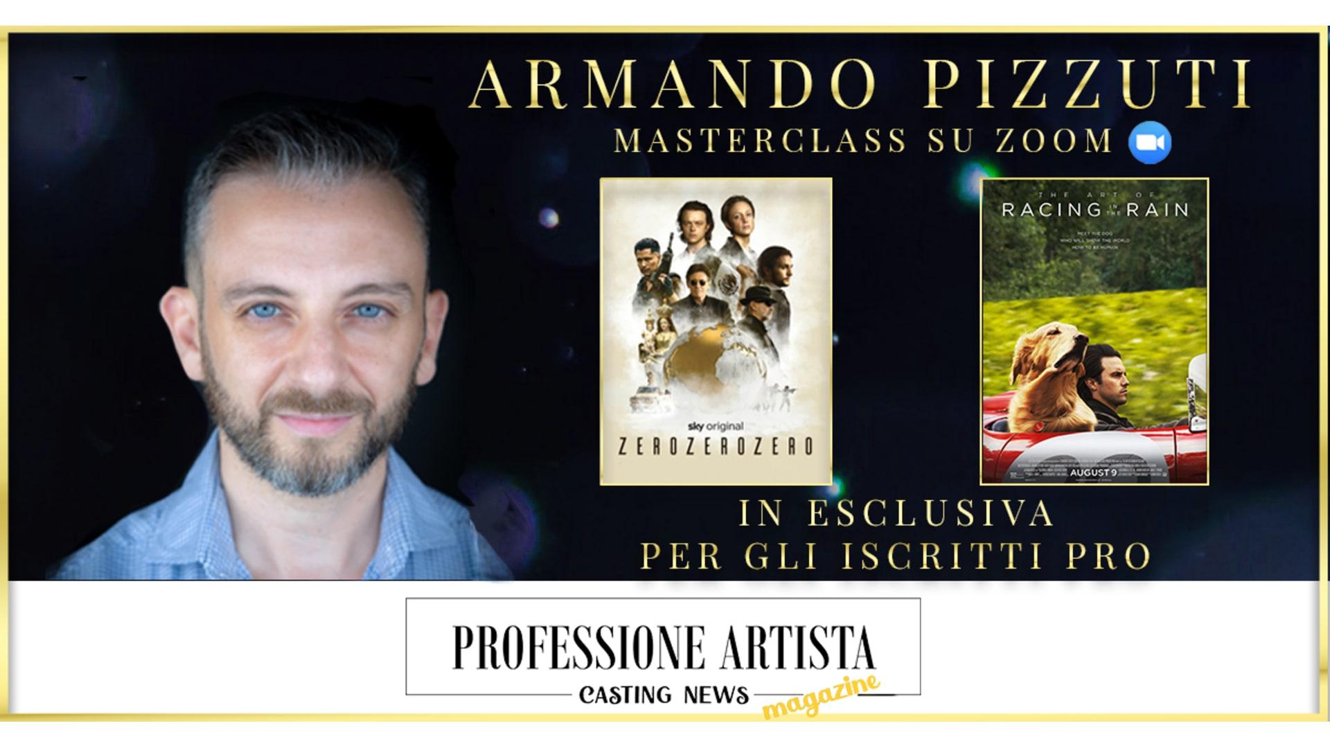 Attori - Armando Pizzuti Dicembre 2020