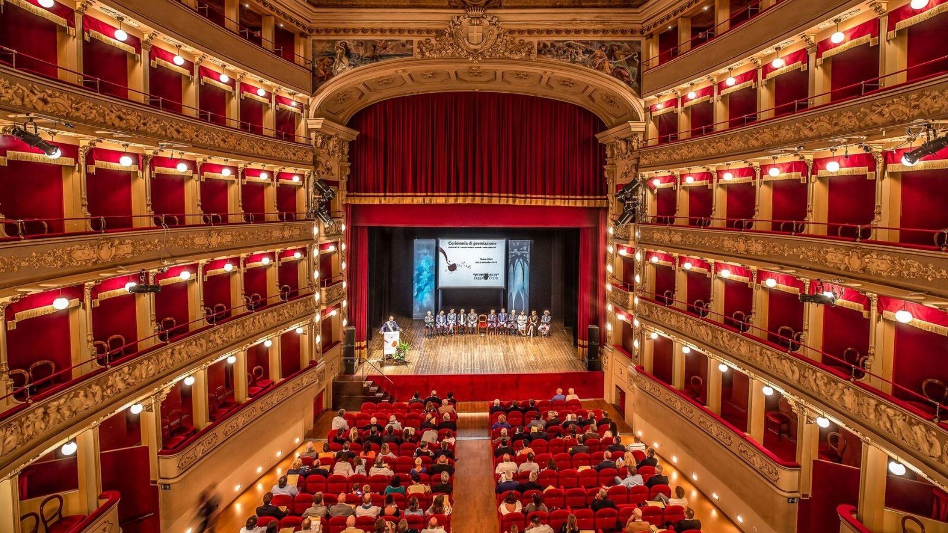 Il Teatro Alfieri riparte alla grande!