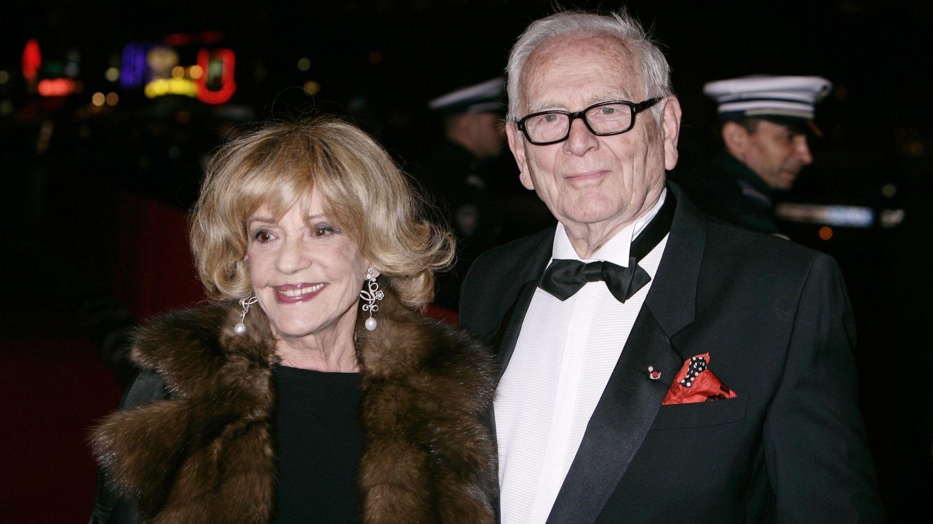 Ci lascia all'età di 98 anni, lo stilista Pierre Cardin