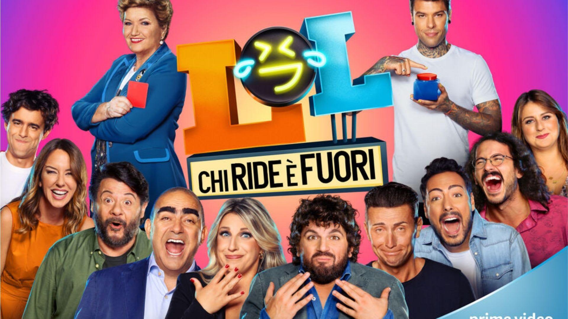 """""""LoL: chi ride è fuori"""" comicità tutta italiana"""