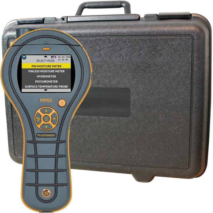 Protimeter MMS2 Fuktmätare med hård väska