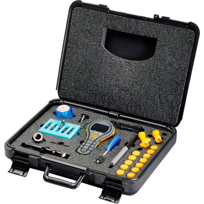 Protimeter MMS2 Fuktmätare med hård väska – Kit för golv