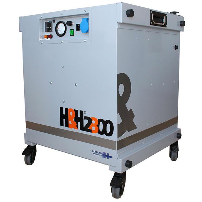 H&H HH2800 Luftrenare