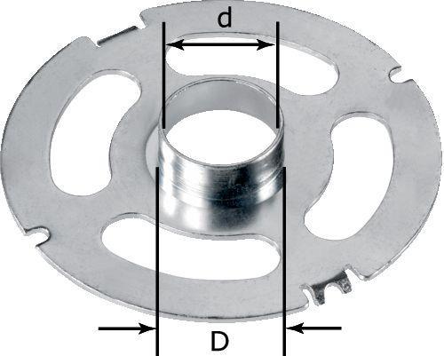 Festool KR-D 170/OF 2200 Kopierring