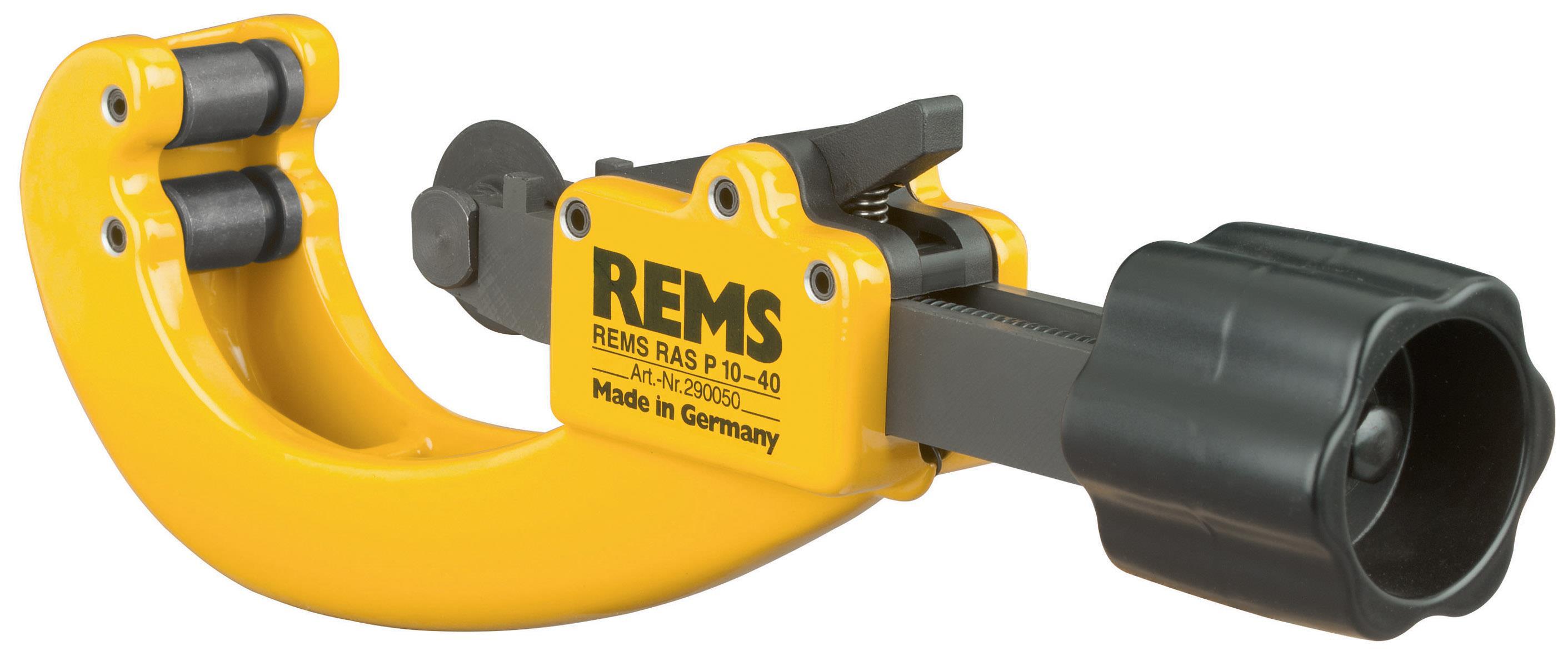REMS RAS P Röravskärare 10-40