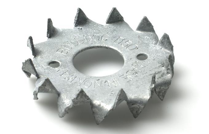 Arvid Nilsson 83333095 Tandbricka Bulldog 2-sidig FZV 95×33 mm 40-pack