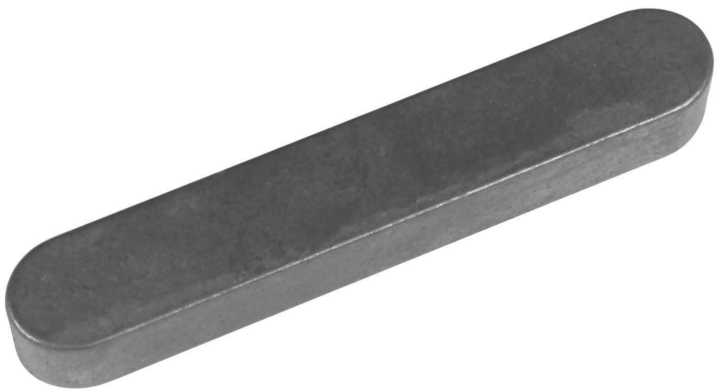 Almén Special Fastener 68856618 Plattkil DIN 6885 C45K A bredd 6 mm 6 x 6 x 18 mm